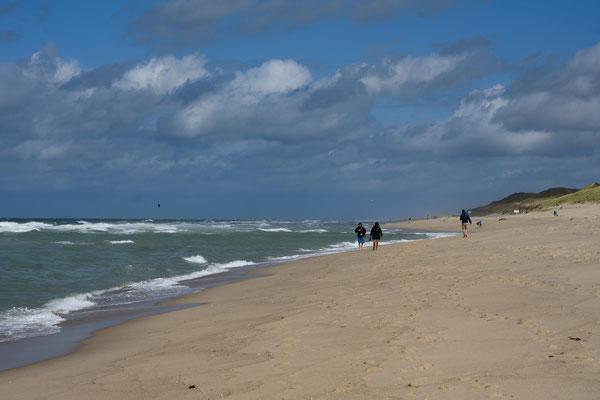 Westseite zur Nordsee