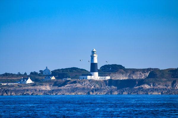 Leuchtturm auf Alderney