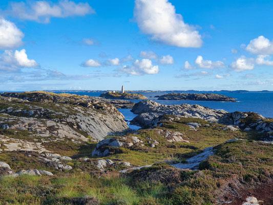 Wandern auf dem Nordsyøløypa
