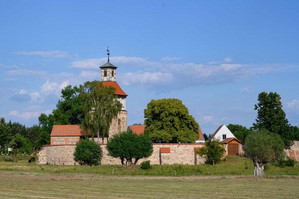 die Burg Walternienburg