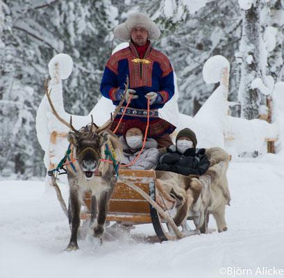 Touristenfahrt, Finnland
