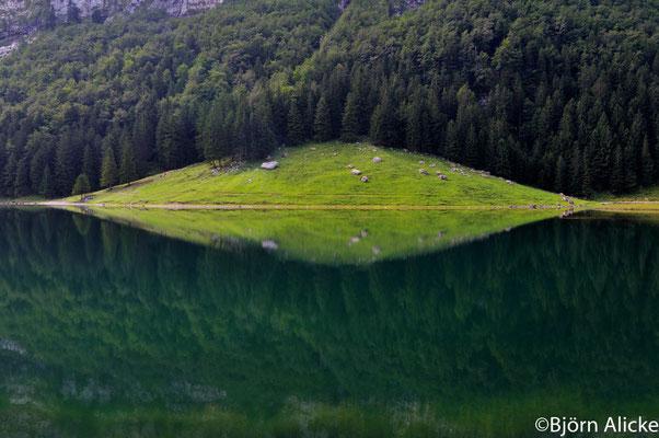 Seealpsee, Schweiz