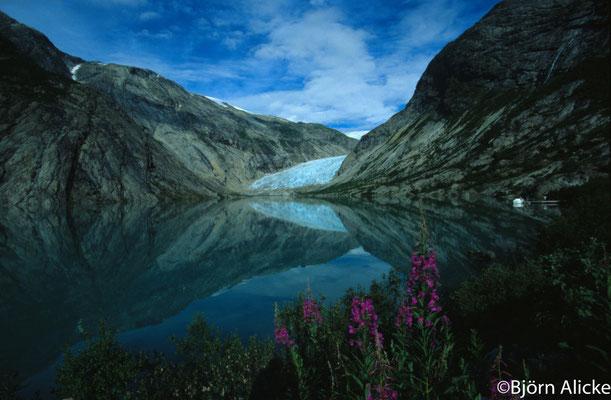 Jostedalbreen, Norwegen