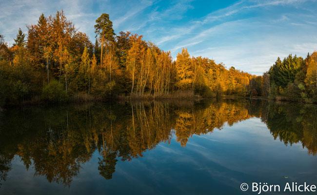 Herbstimpression nahe Jagsthausen