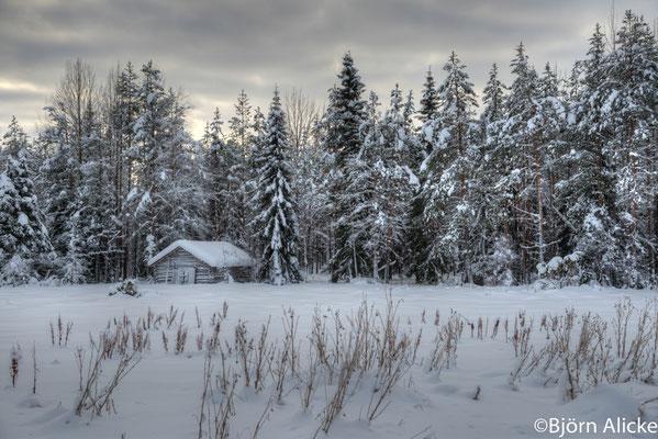 Einsamkeit im Schnee 2, Finnland