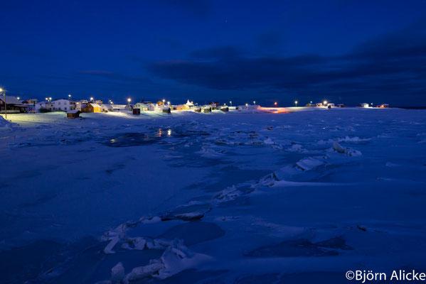 Blaue Stunde 1, Norwegen