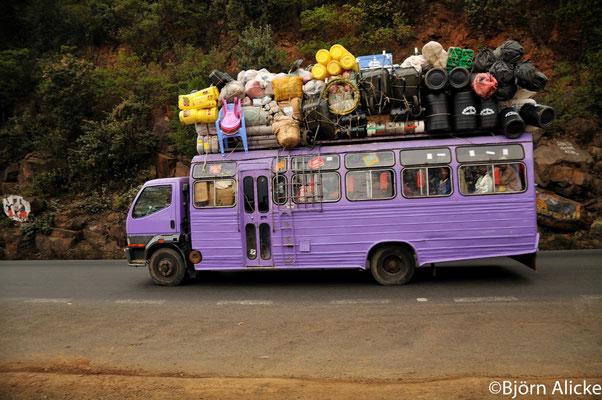 Kleintransporter, Kenia
