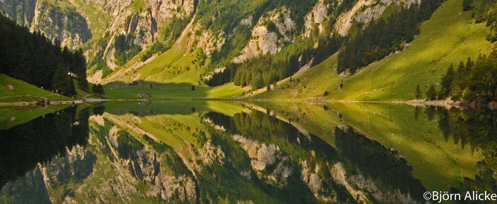 Sealpsee, Schweiz