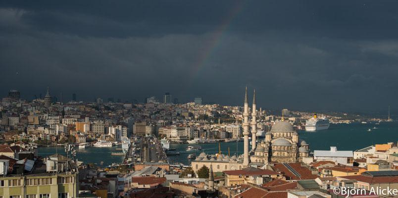 Stadtansicht 1, Istanbul