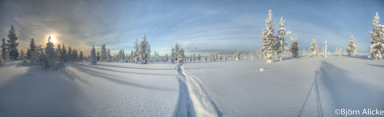 Wintertraum, Finnland