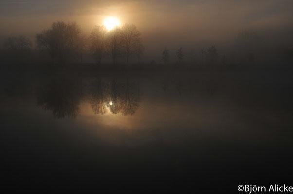 Herbstnebel 2, Heilbronn