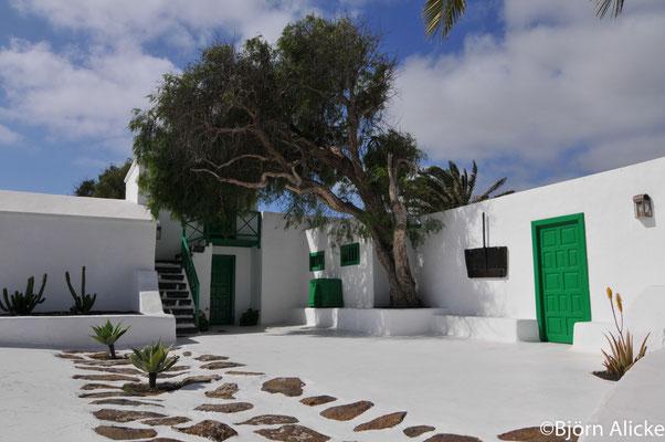 Innenhof, Lanzarote