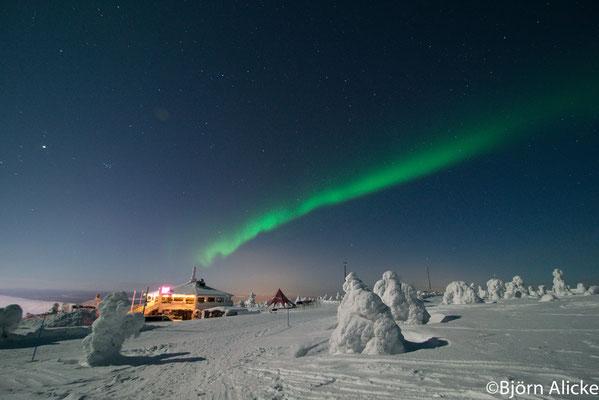 Polarlicht 1, Finnland