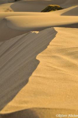 Sanddünen, Death Valley NP, USA