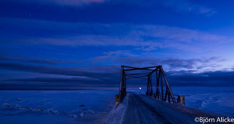 Blaue Stunde 2, Norwegen