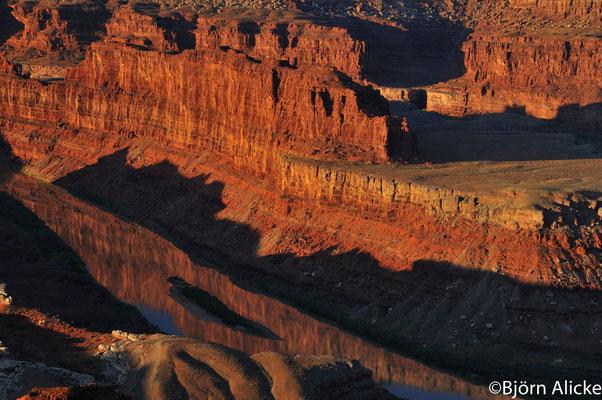 Sonnenaufgang, Canyonlands, USA