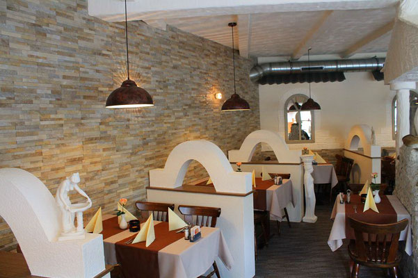 Restaurant AKROPOLIS BEDERKESA, Griechische Spezialitäten, Gröpelinger Straße 6, 27624 Bad Bederkesa Tel. Nr. 04745 - 6187 Homepage: www.akropolis-bederkesa.de