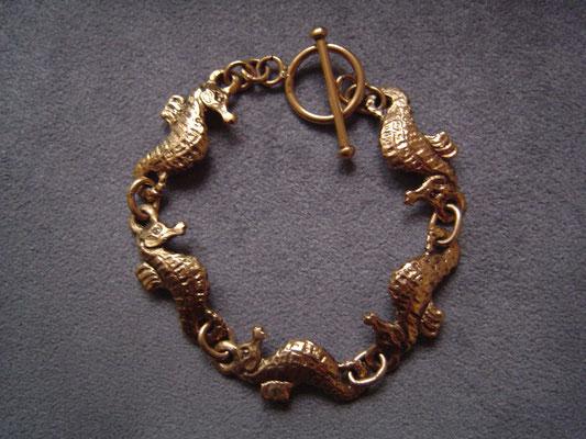 La ronde des hippocampes - Bronze