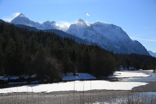 Fönsturm im Karwendel