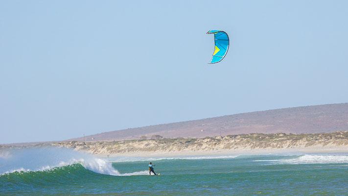 Kitesurfen in PAternoster