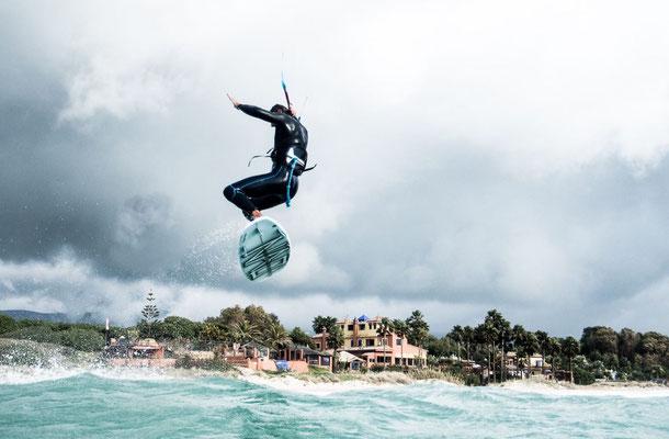 Kite Training mit Dirk Effler - Foto: Lukas K Stiller