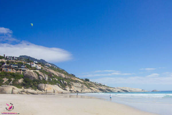 Strand nahe Kapstadt