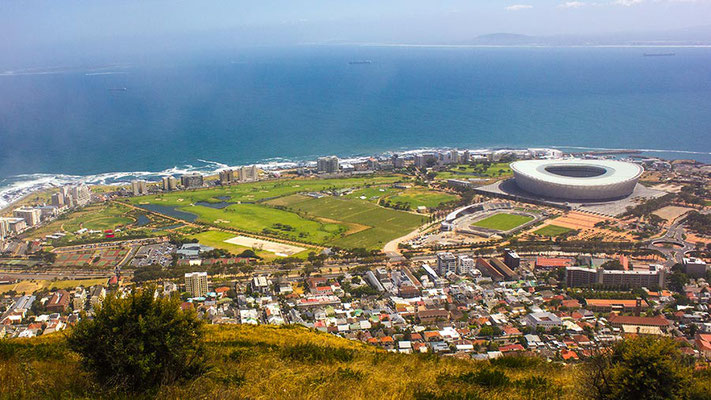 Stadion in Kapstadt