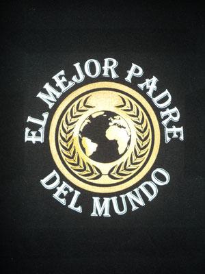 Camiseta die del padre (Detalle)