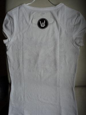 Cuello camiseta LOGO ROCK (diseño de HMC)