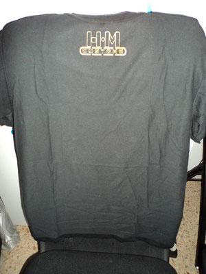 Marquilla logo antigua de HMC.