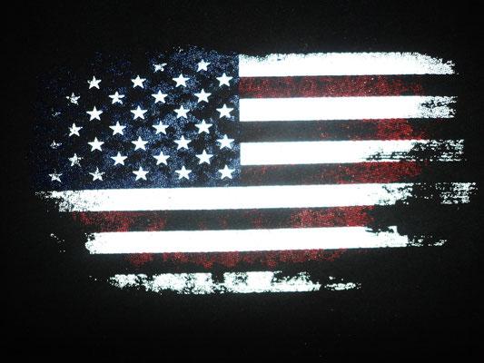 Diseño  bandera grunge remodelado por HMC.