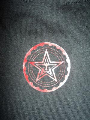 Camiseta para particular logo OBEY en plata (Nuca)