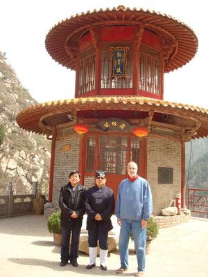 Milbrat mit Li, Jiacheng und Song Wei in Xian