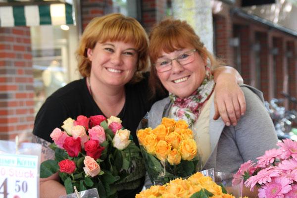 Wer frische Schnitt- und Topfblumen haben möchte, ist bei Blumen-Rita an der richtigen Adresse.