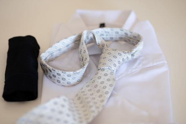 Bruidegom kleding