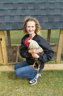 アンヘル・ピルシャーは、ミシシッピー・ファーム・ビューローにより 2017 年の Agriculture in the Classroom で最優秀教師に選ばれた。Photo by Angel Pilcher.