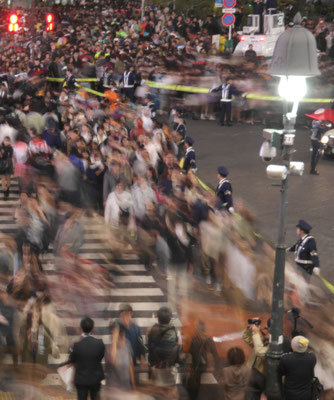 Shibuya Crossing 3