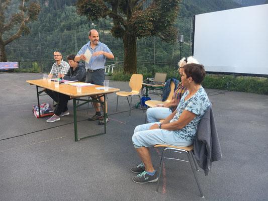 Hauptversammlung Dorfverein Sool