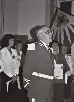 Gemeindepräsident Louis Biehler