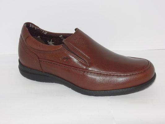 cuir brun - 110€