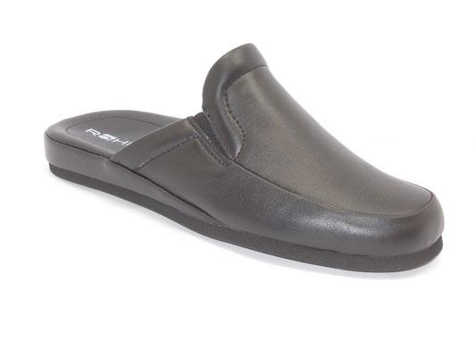 Rhode - cuir noir - 65€
