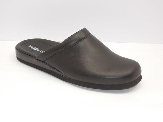 Rhode - cuir noir - 60€