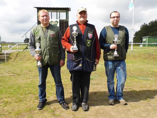 von links nach rechts: Michael Lehmann, Andreas Pietz und Sandro Schaffranke