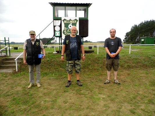 von links nach rechts: Dr. Thorsten Wendt, Roberto Greiff und Sandro Schaffranke