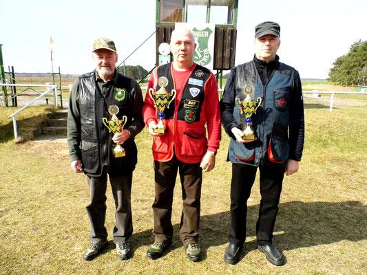 von links nach rechts: Thorsten Wendt, Henry Hafenstein und Dirk Bartschies