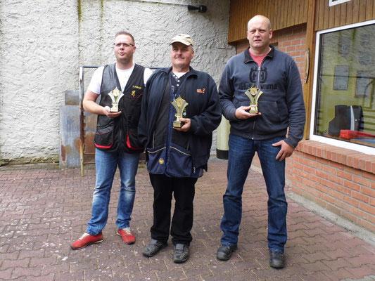 von links nach rechts: Tino Fröhlich, Andreas Pietz und Torsten Laas