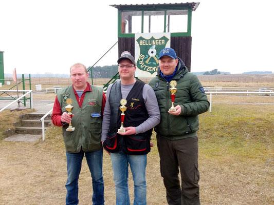 von links nach rechts: Michael Lehmann, Tino Fröhlich und René Hafenstein