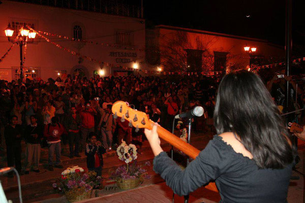 Plazuela del Carmen, Oaxaca