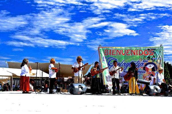 Guelaguetza Popular Oaxaca