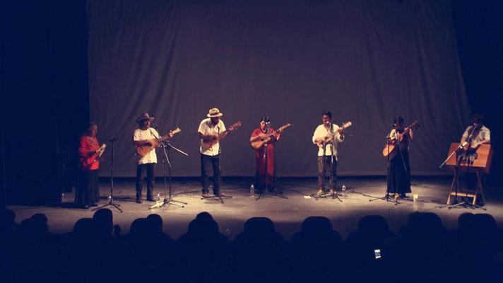 Escuela de Bellas Artes, 13 Aniversario de Raíces.